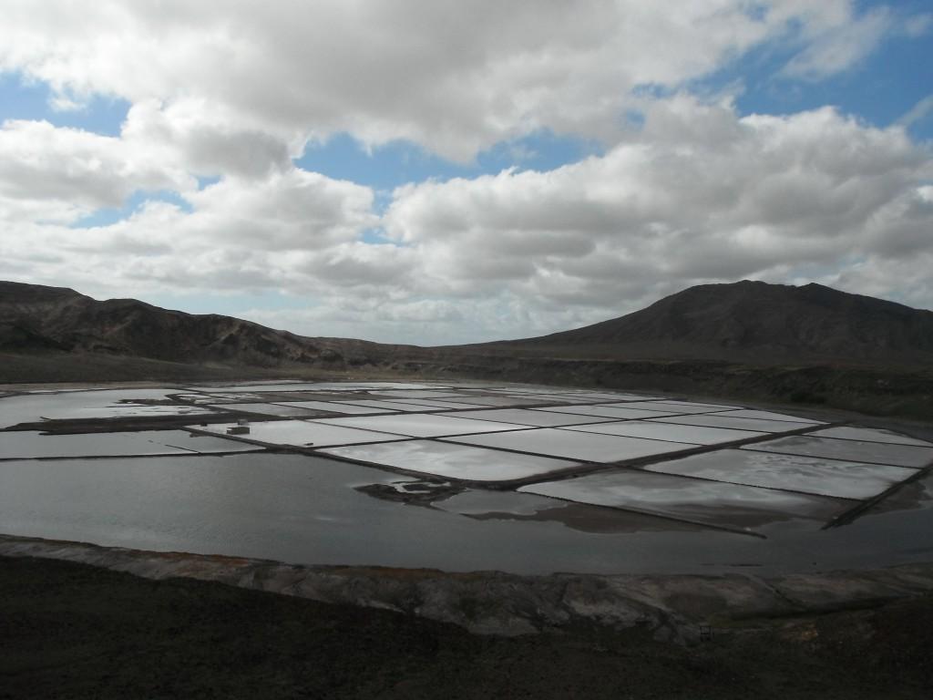 zoutmijn Sal Kaapverdië
