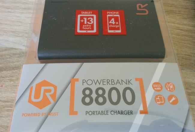 powerbank voor op reis