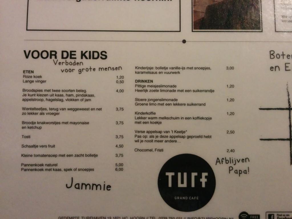 Restaurant Hoorn Turf