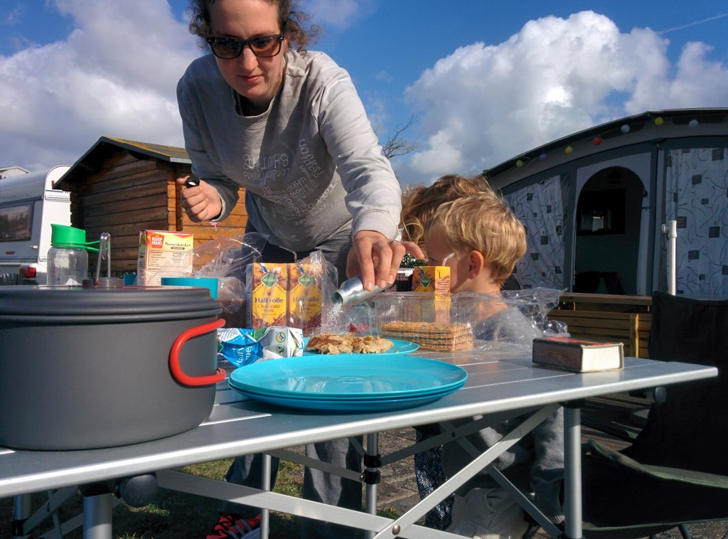IJmuiden kamperen blog kinderen