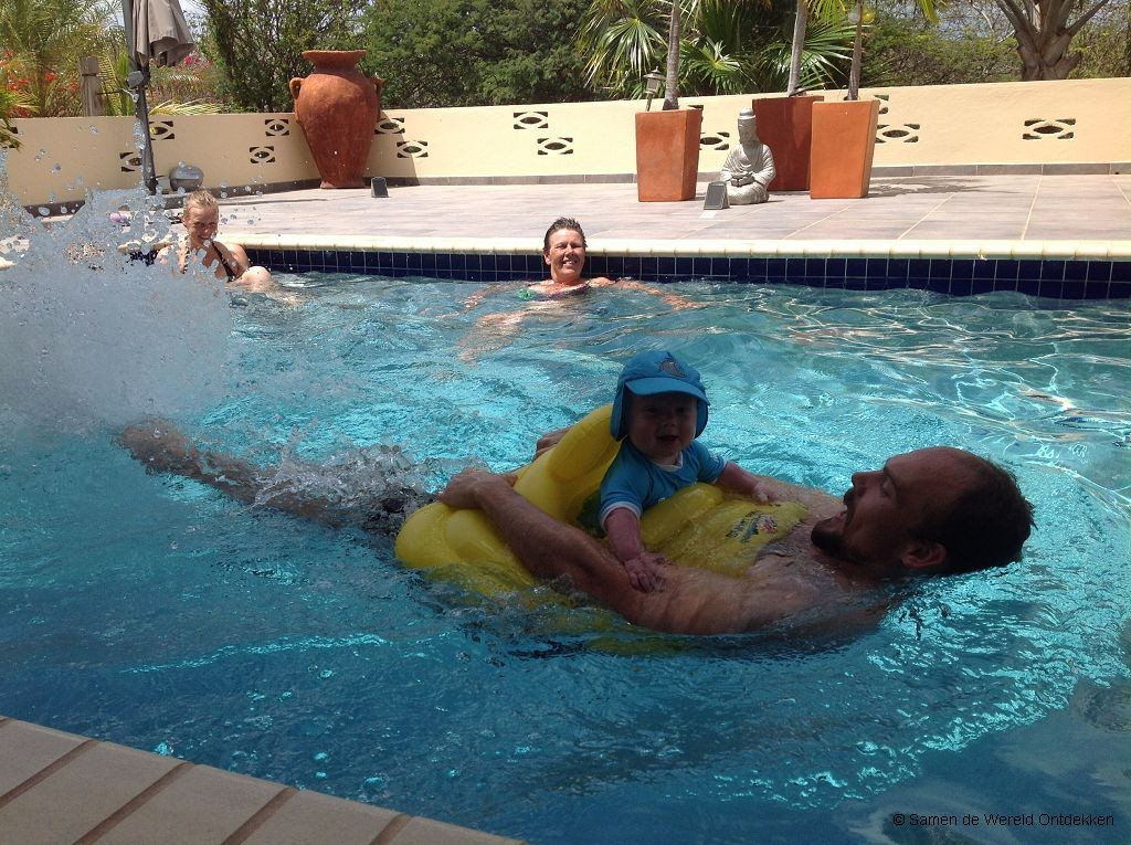 Zwemmen op Bonaire