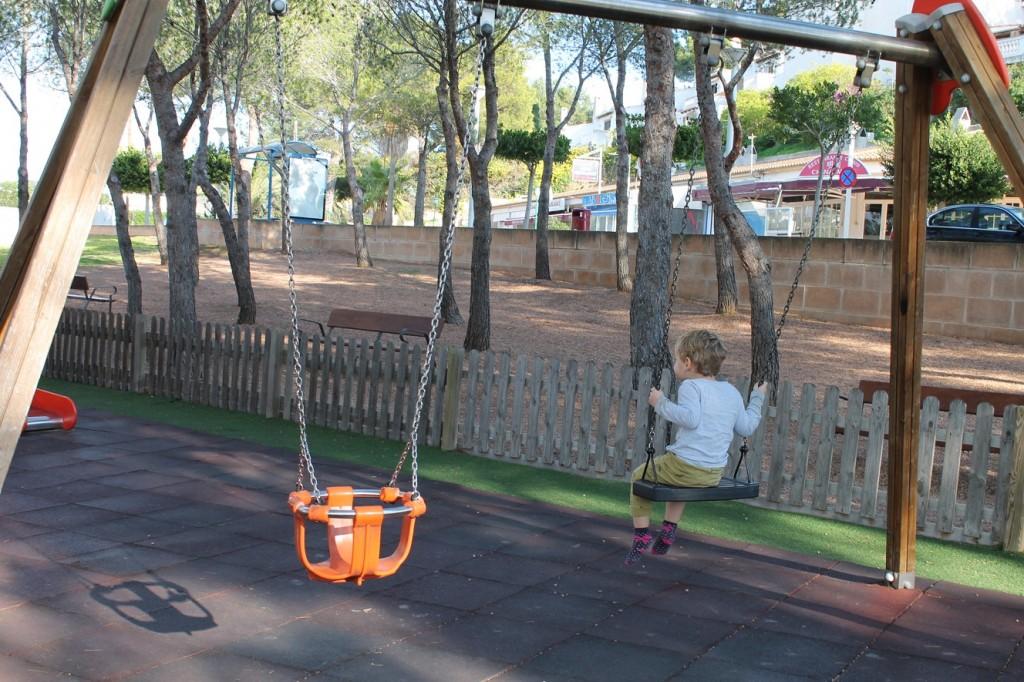 Speeltuinen op Mallorca