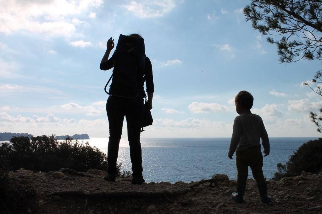 uitzichten eiland Spanje