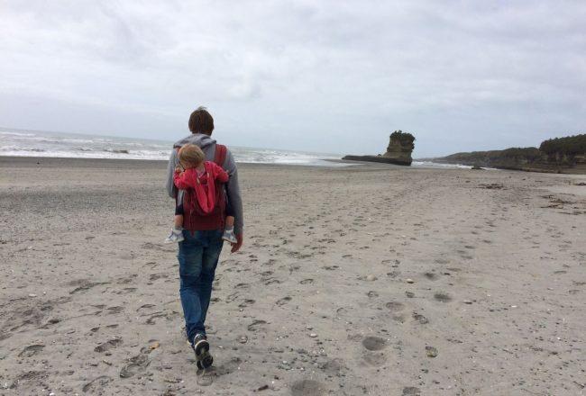 Rondreis Nieuw-Zeeland met dreumes