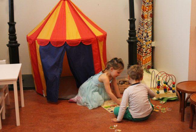 stayokay Den Haag met kinderen