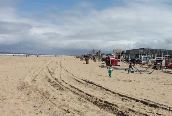 kindvriendelijke strandtenten