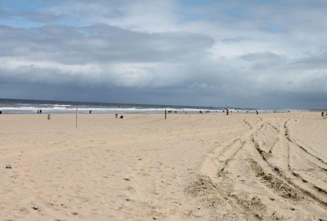 leuk strand voor peuters