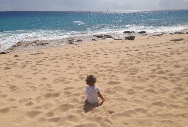 Vakantie op Sint-Maarten met kinderen