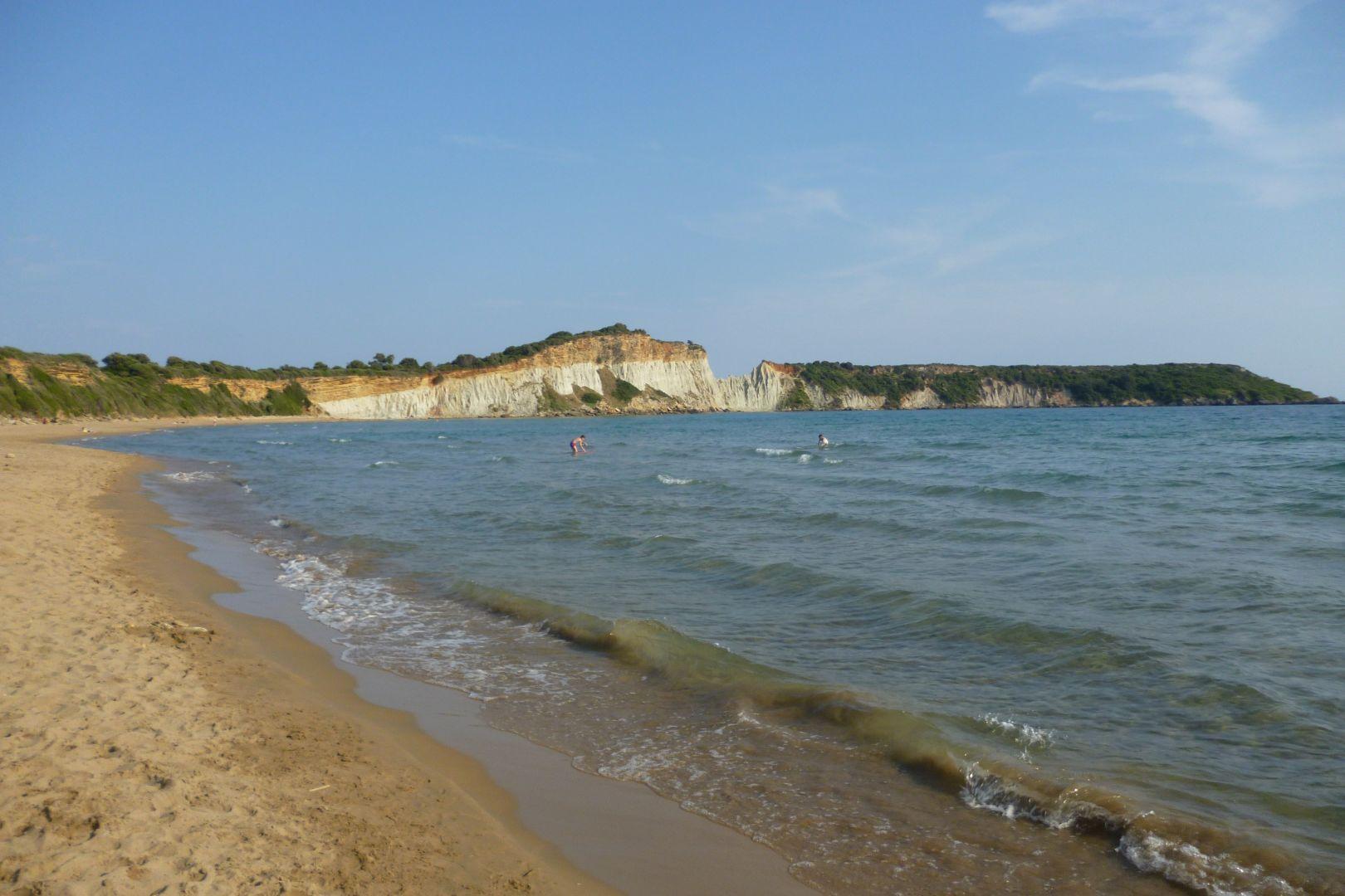 Zakynthos strand