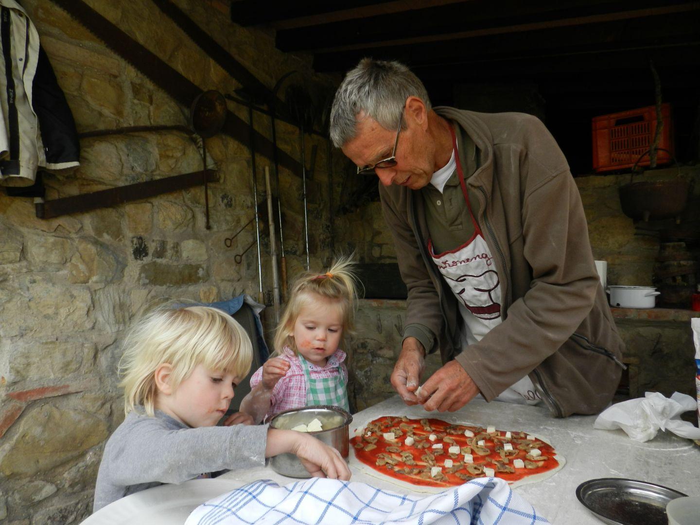 Pizza-umbrie-kinderen