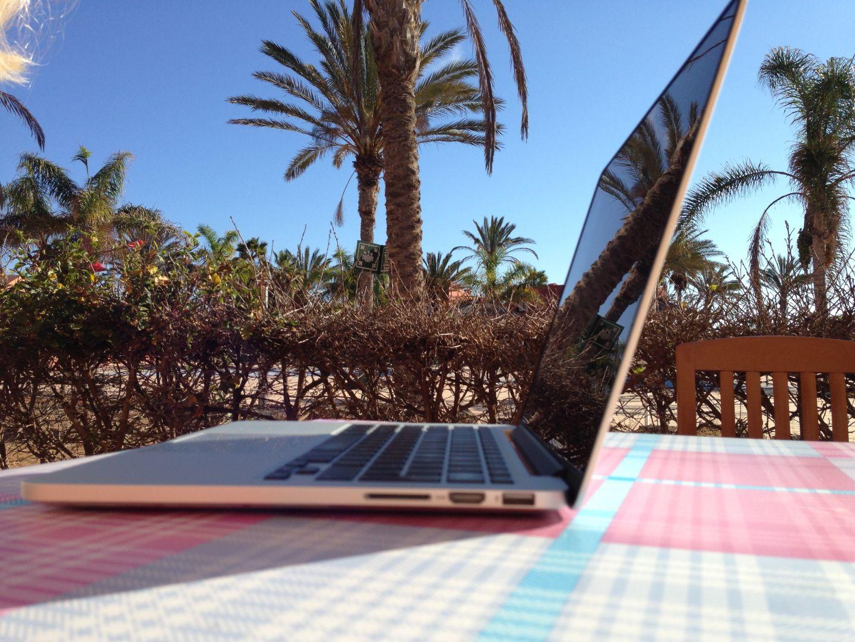 werken op Fuerteventura