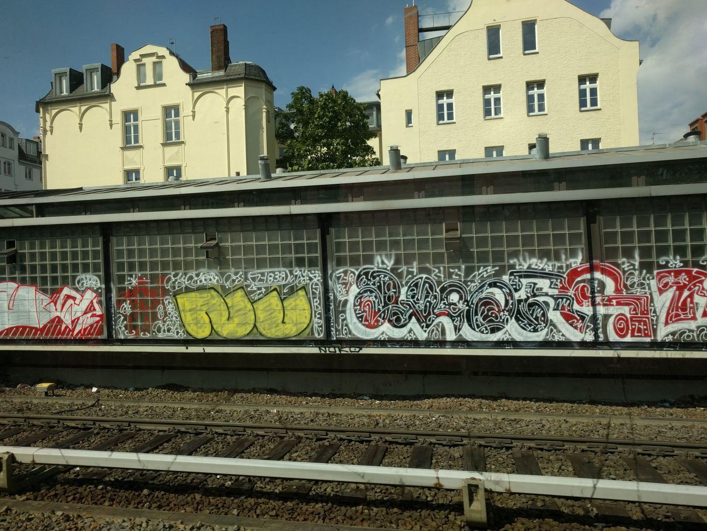 Onderweg naar Berlijn met de trein