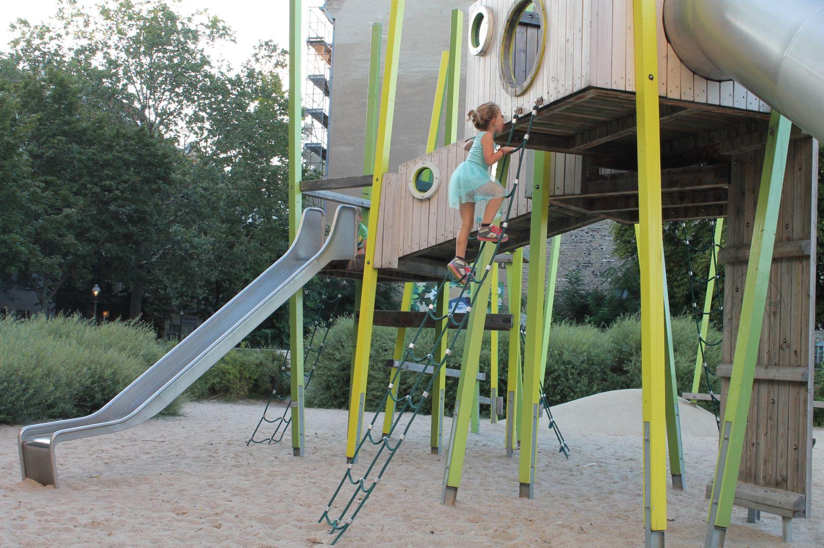 speeltuin Mitte