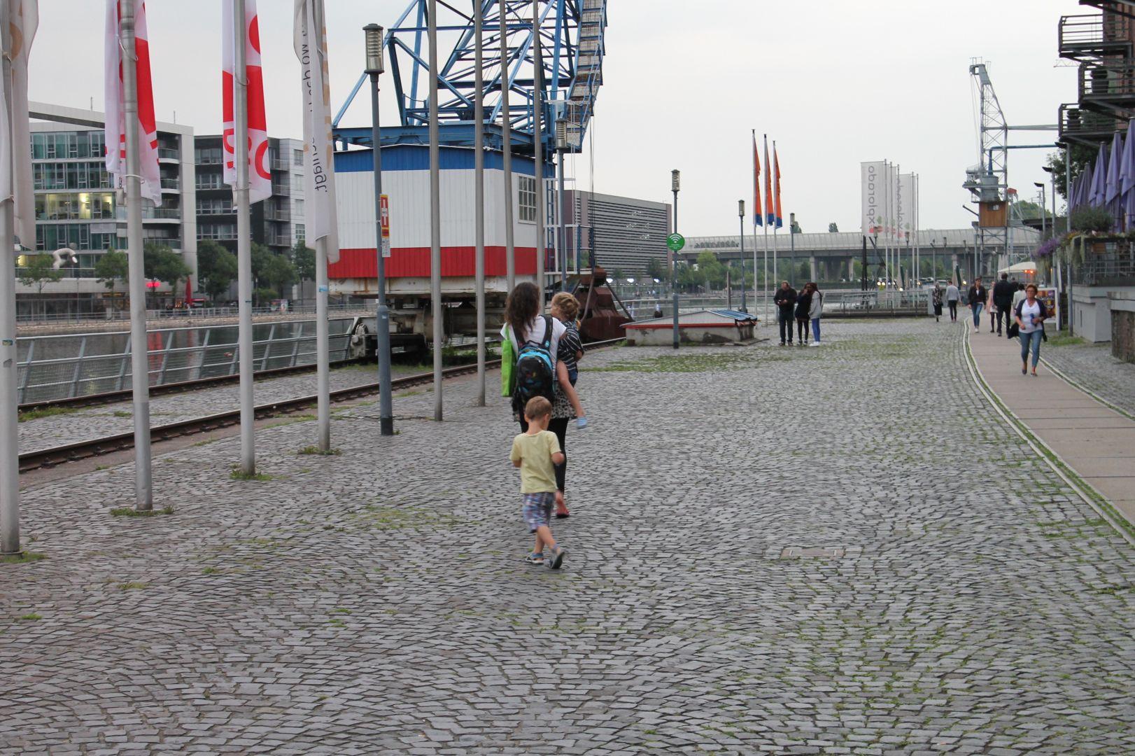 Duisburg met kinderen