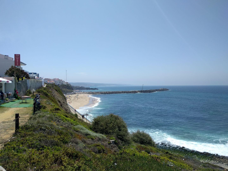 Portugal kustlijn