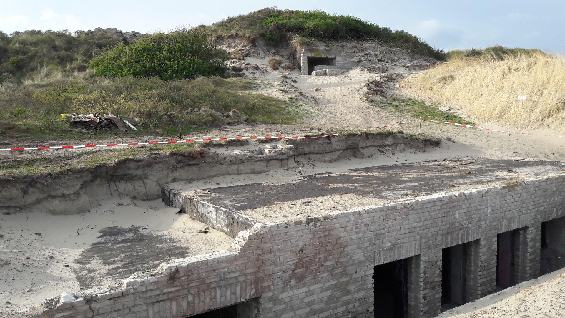 bunkers Vlieland