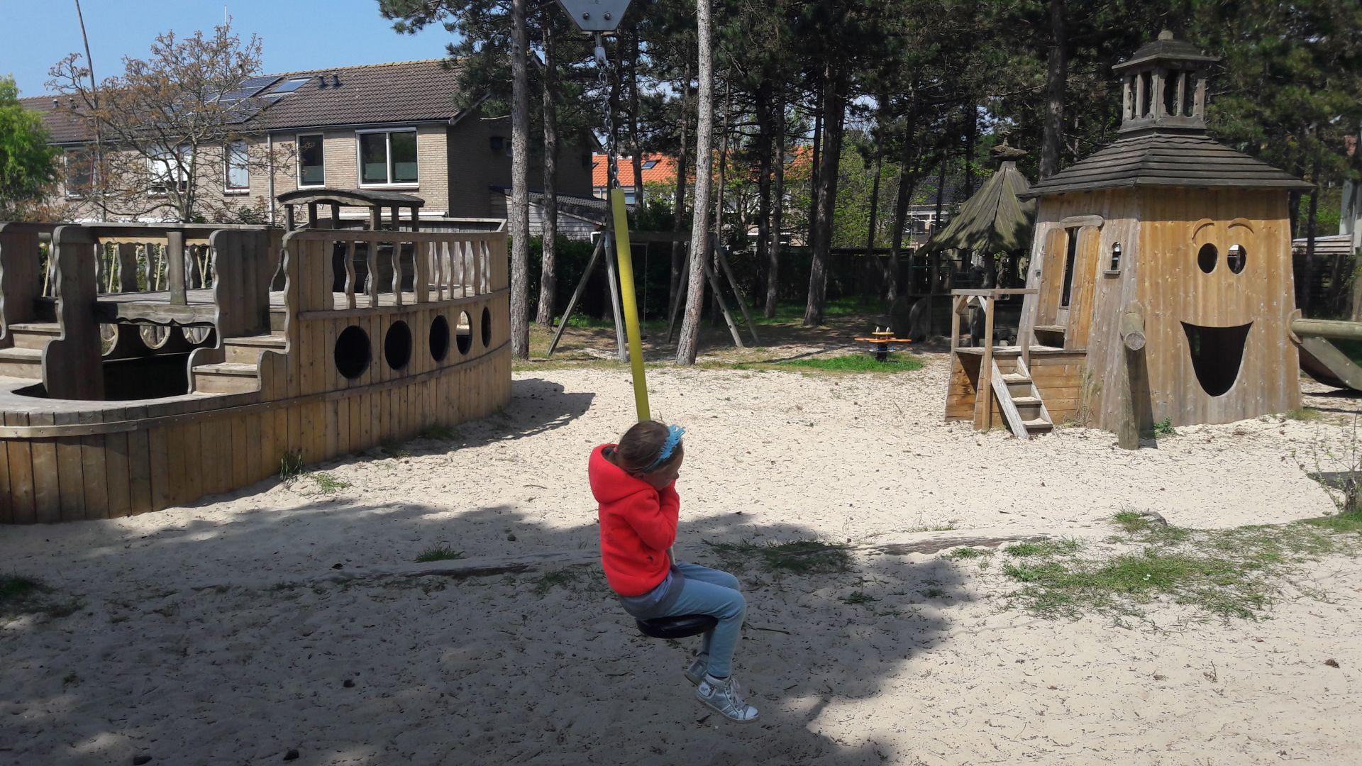 speeltuin Vlieland