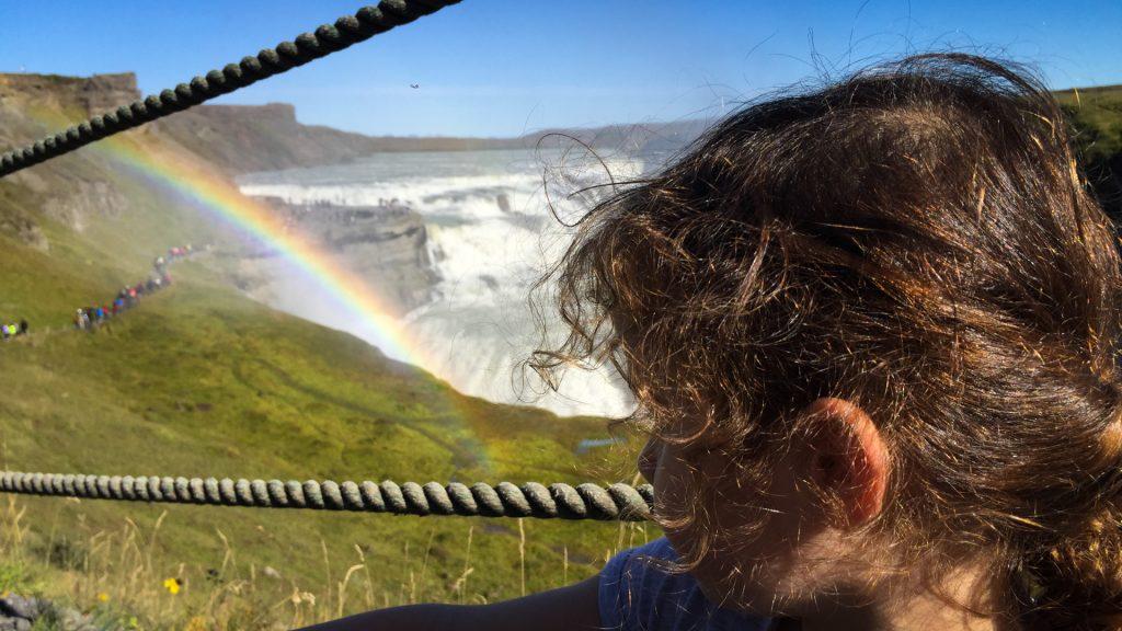 IJsland met kinderen