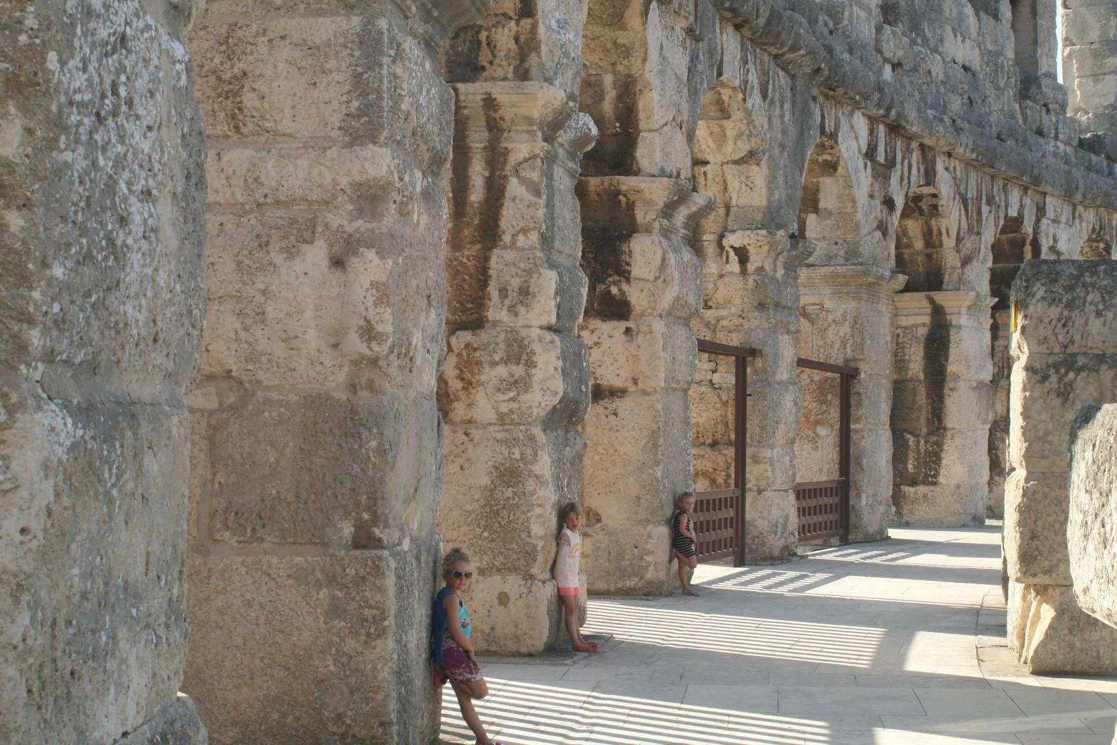 Amphitheater Kroatië Umag