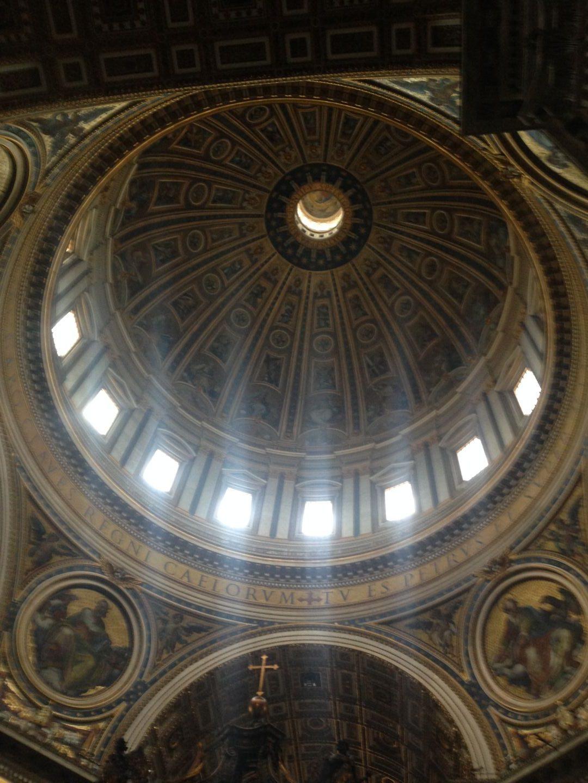 Sixtijnse kapel Rome met kind bezoeken