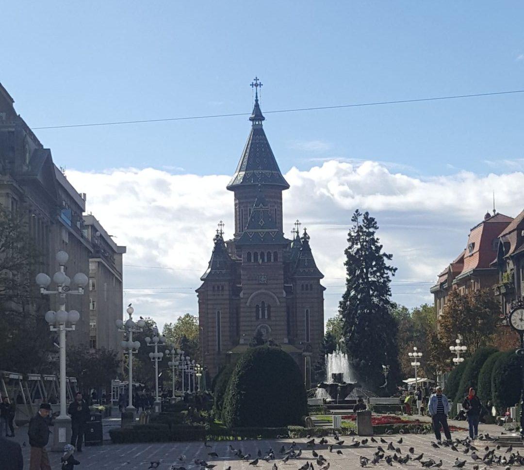 stedentrip Timisoara met kids