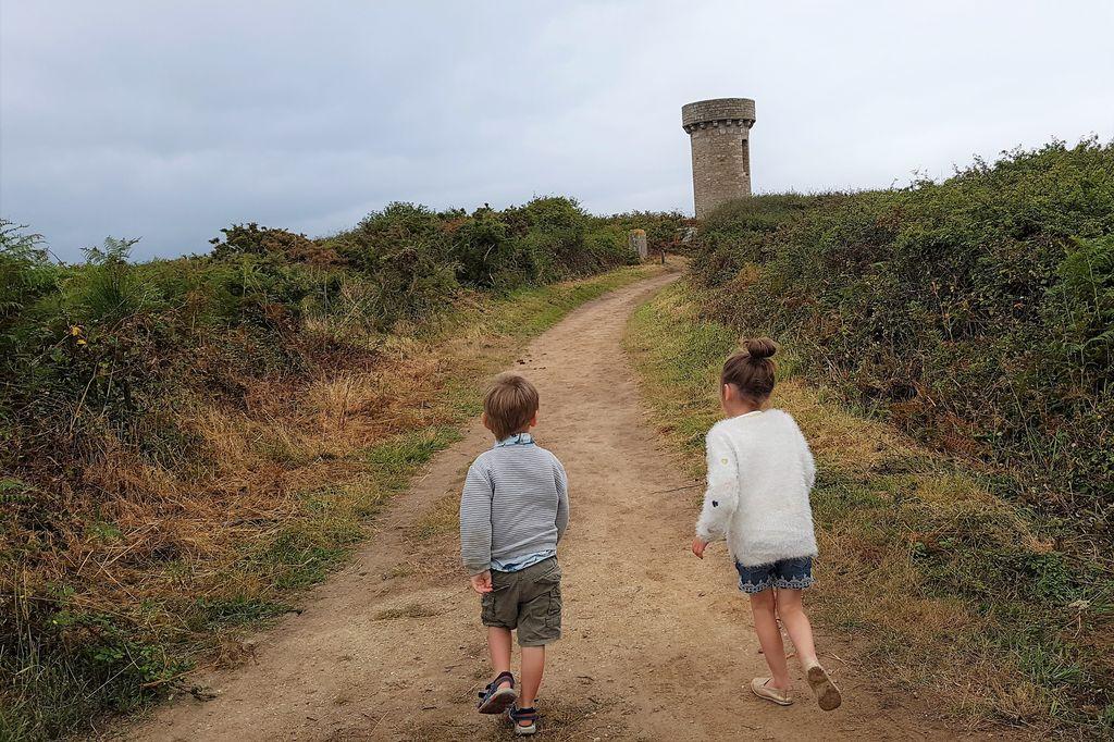 Bretagne met kinderen