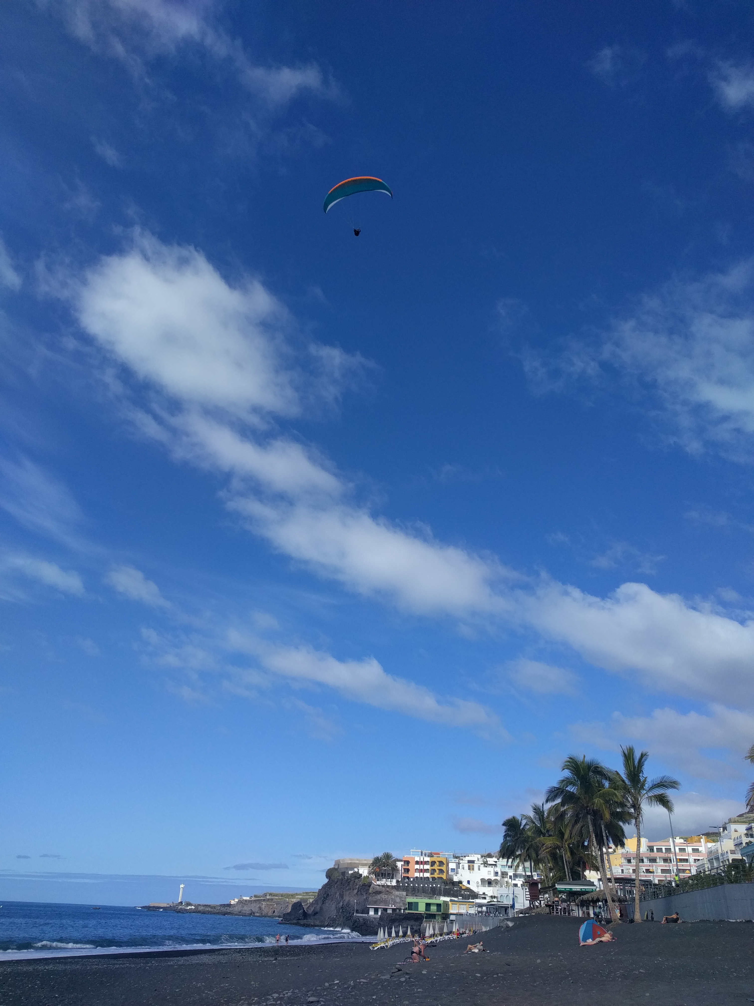 Paragliden La Palma