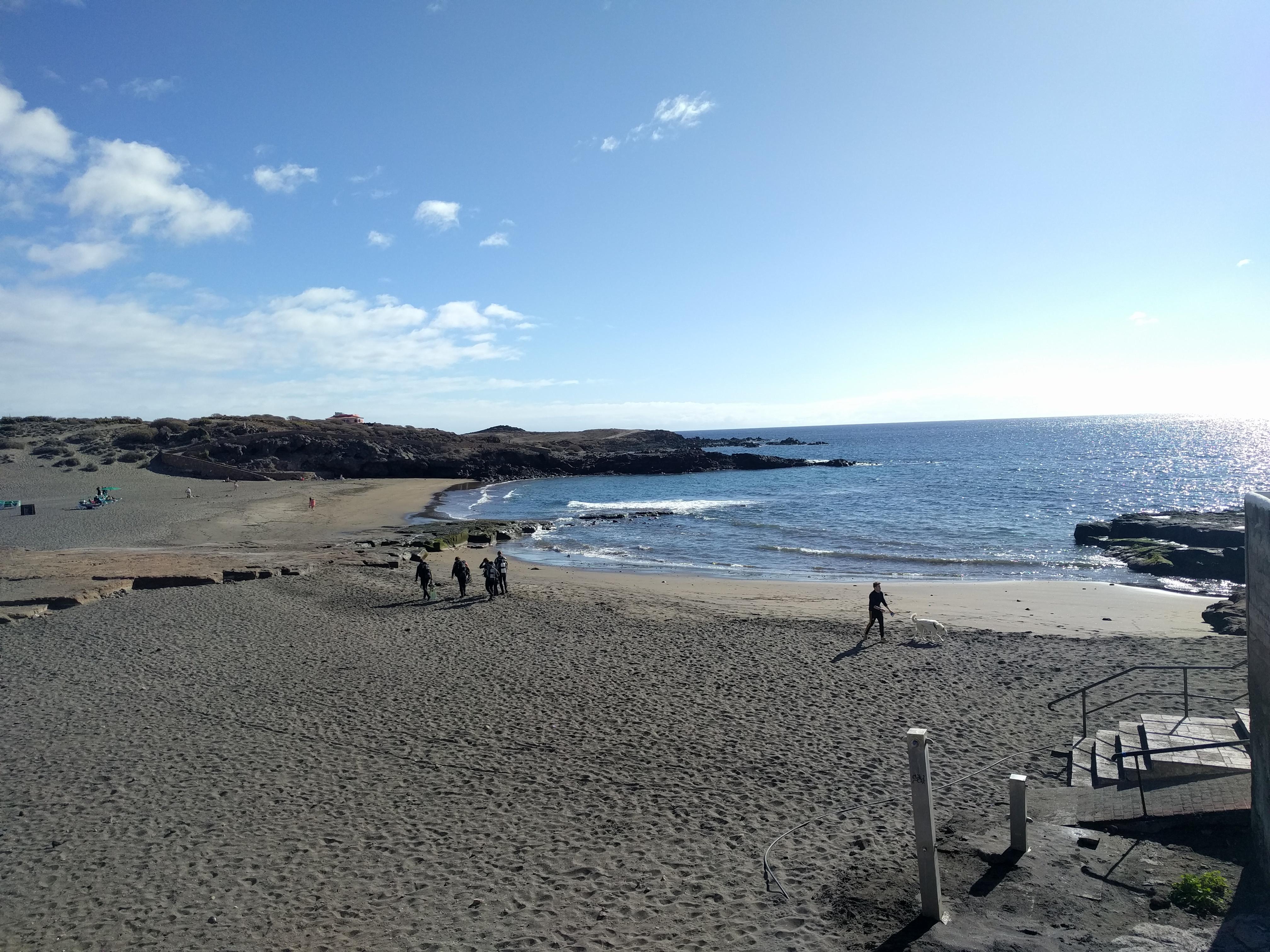 kindvriendelijk Strand Tenerife
