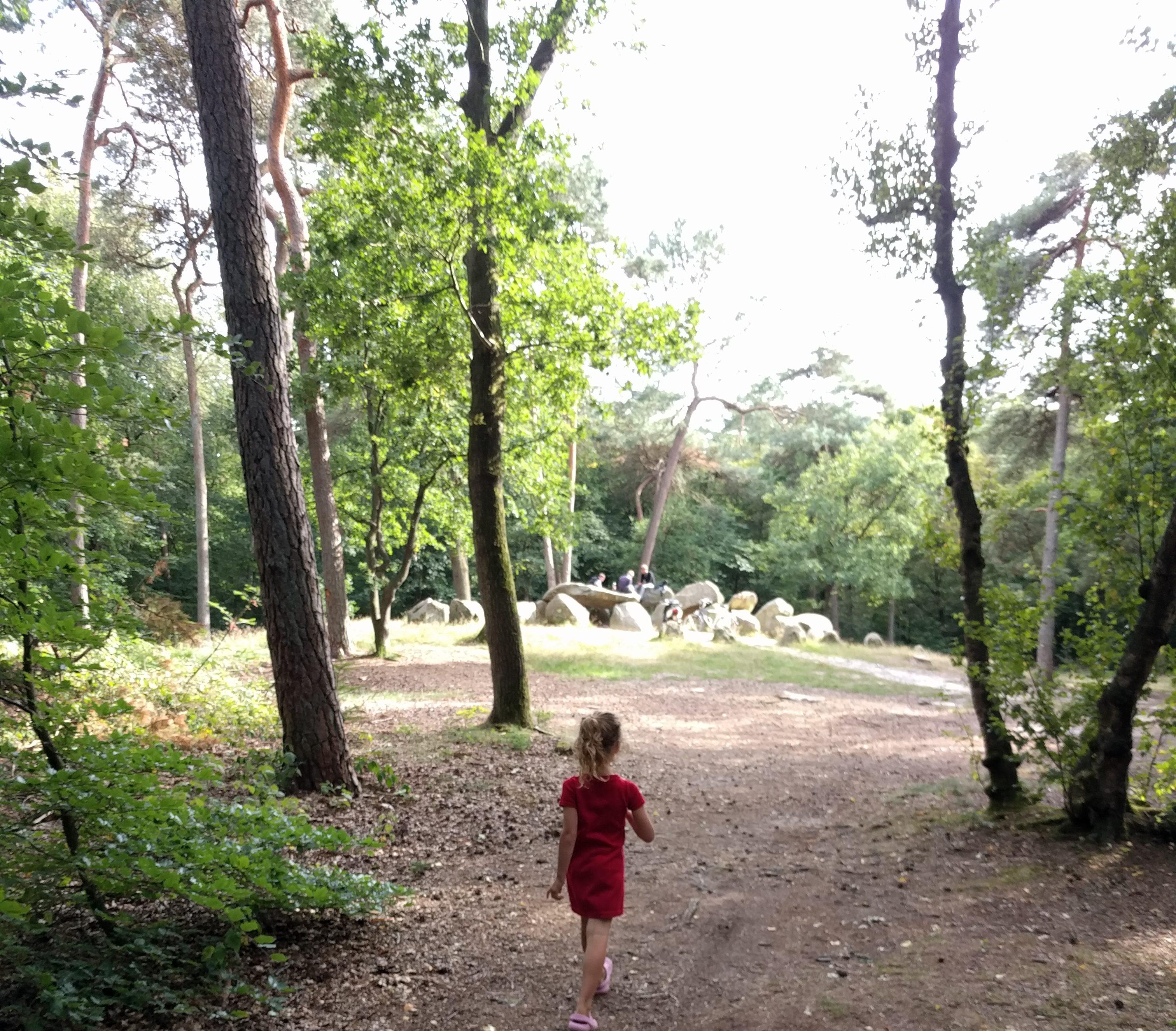 wandelen bij Emmen