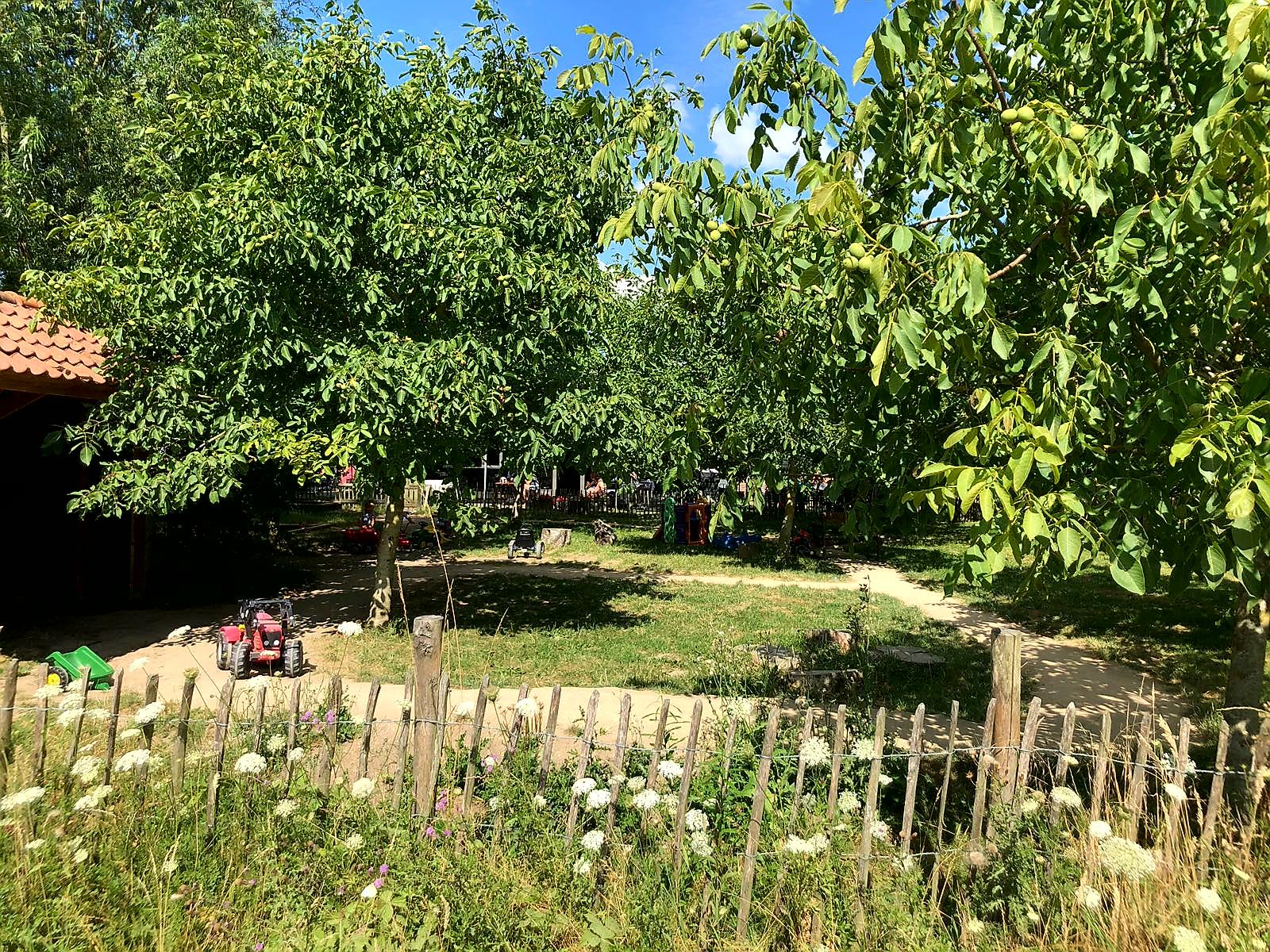 Zorgboerderij de Buytenhof met kinderen