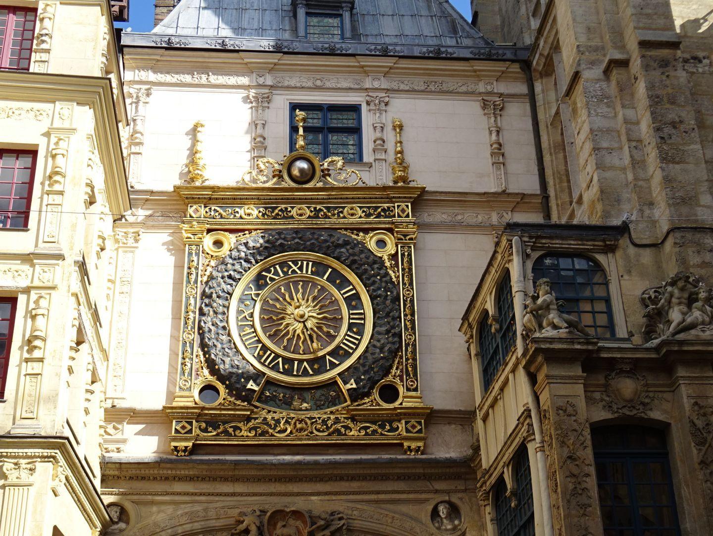 Gros-Horloge Rouen