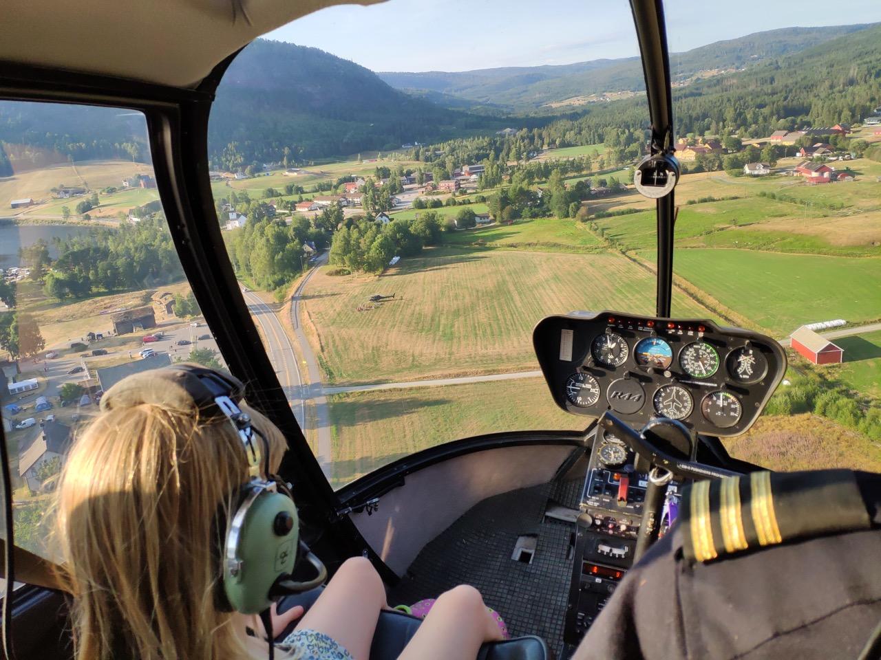 helikopter Noorwegen