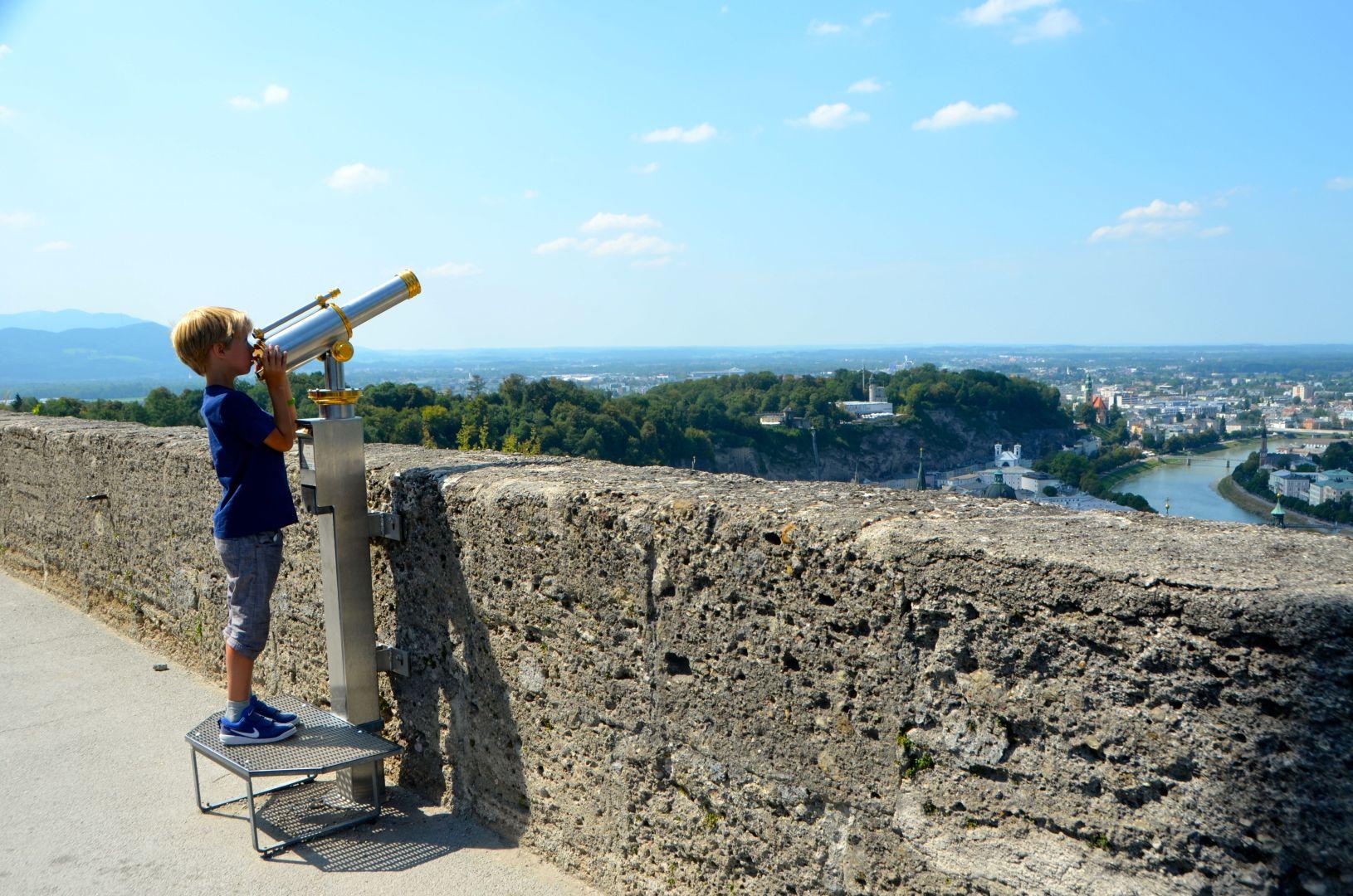 Op Festung Hohensalzburg