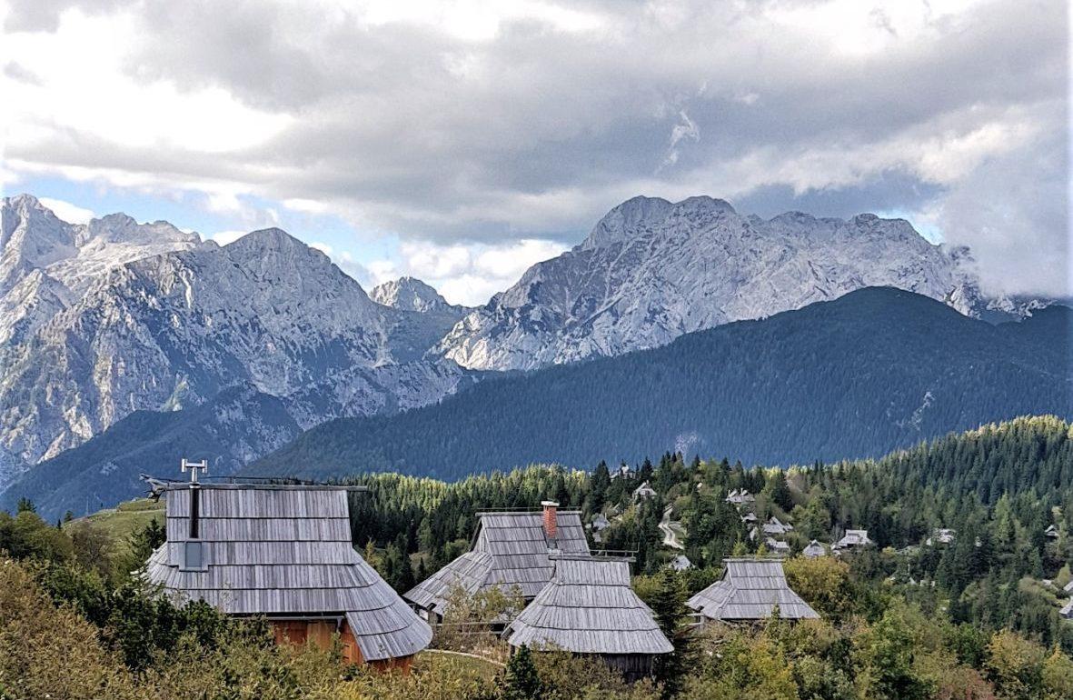 herdershut Slovenië