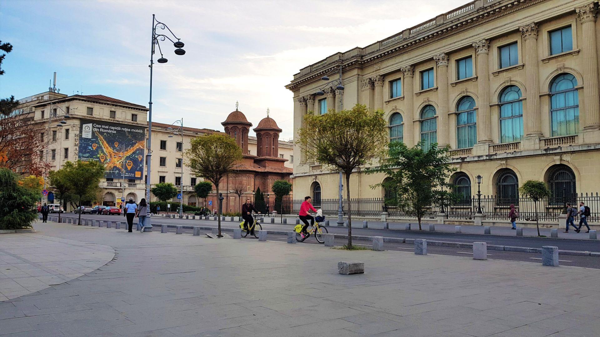 Boekarest stedentrip