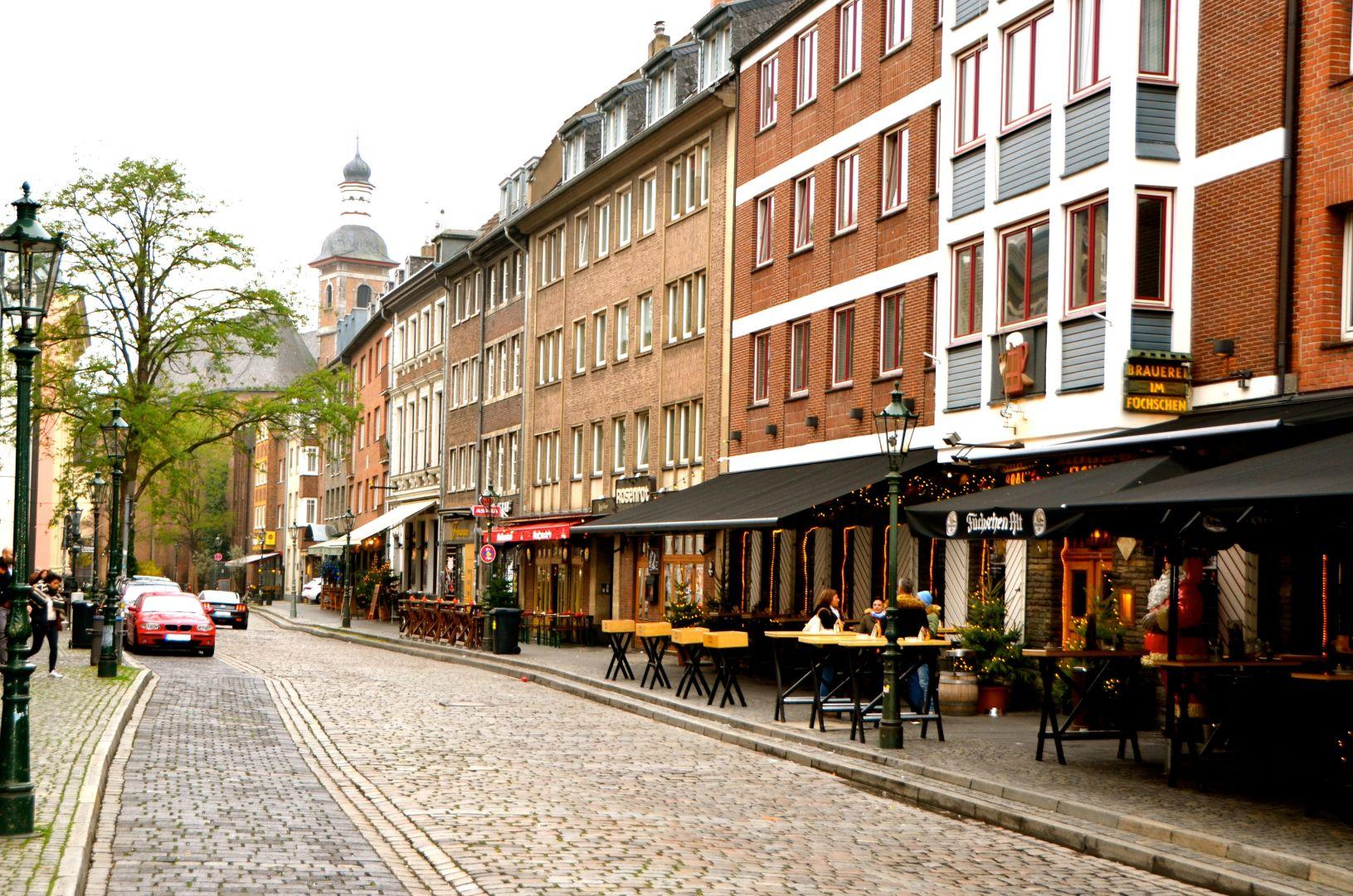 Altstad Düsseldorf
