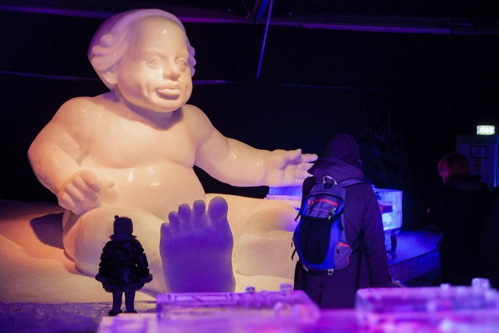 Nederlands IJsbeelden Festival Zwolle ijssculptuur Marc van Aalst (25)