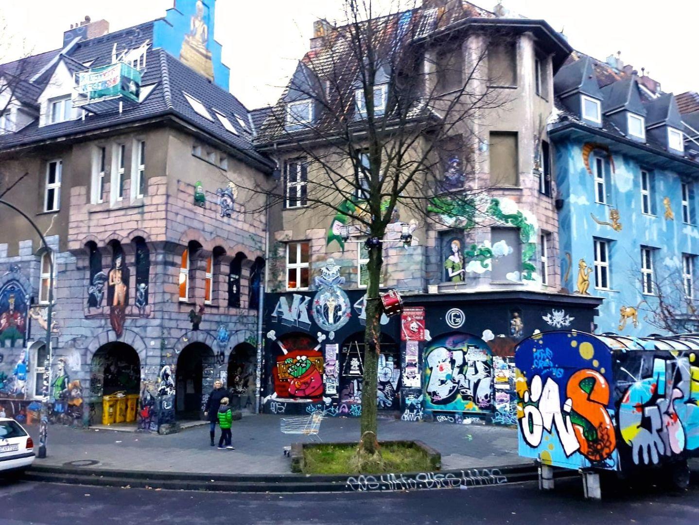 Düsseldorf met kinderen