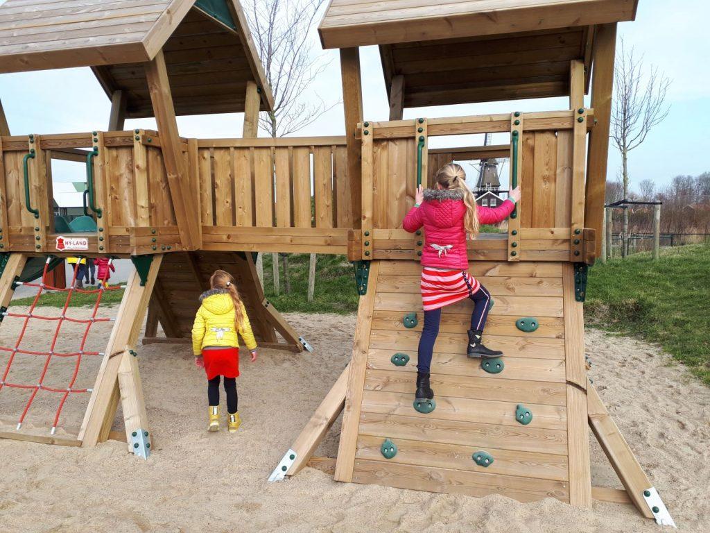 blanckendaell park met kinderen