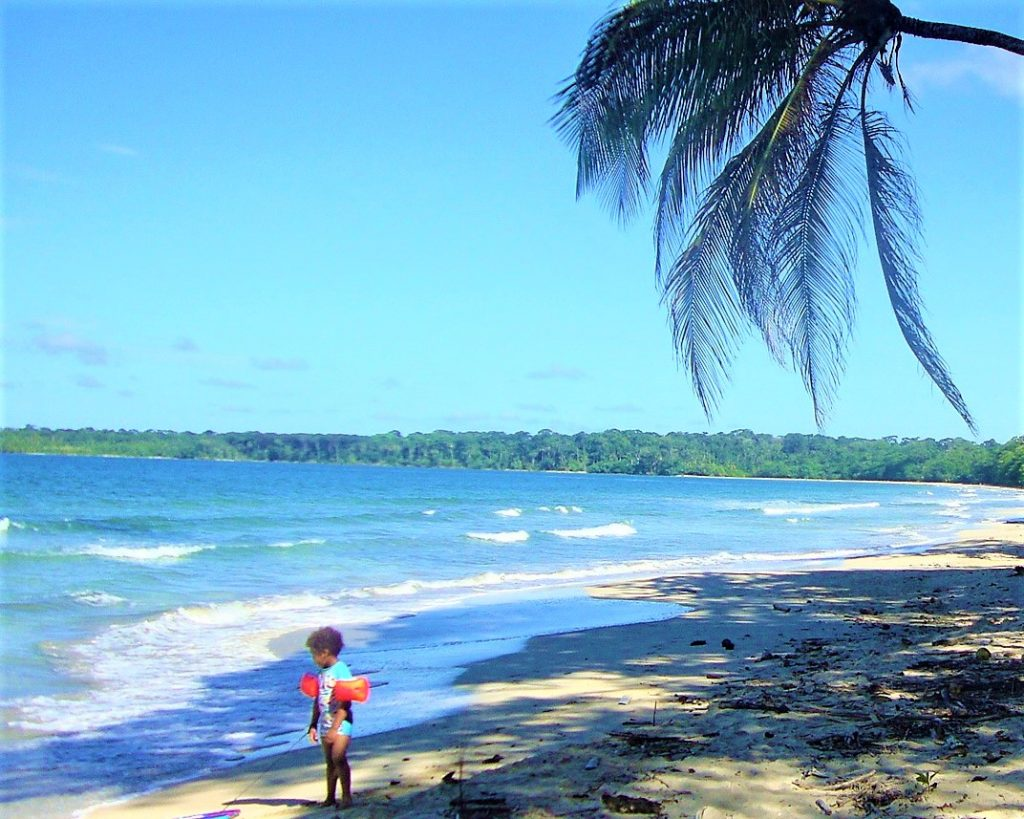 Cahuita National Park strand (2)