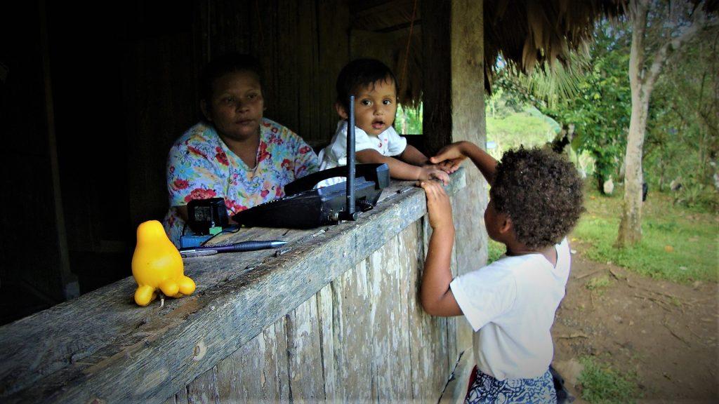 Costa Rica rondreis gezin