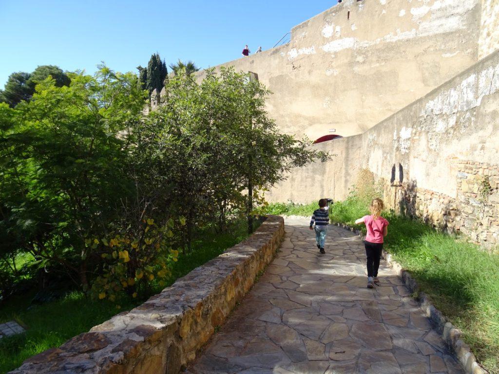 Malaga met kinderen