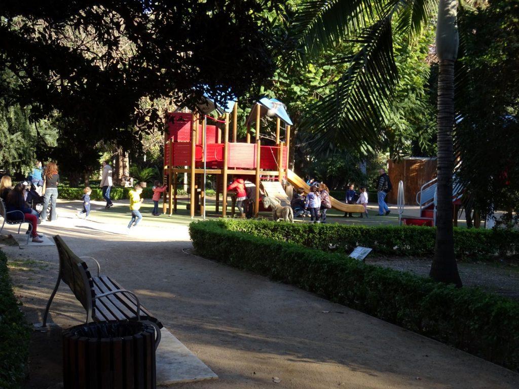 speeltuin Malaga