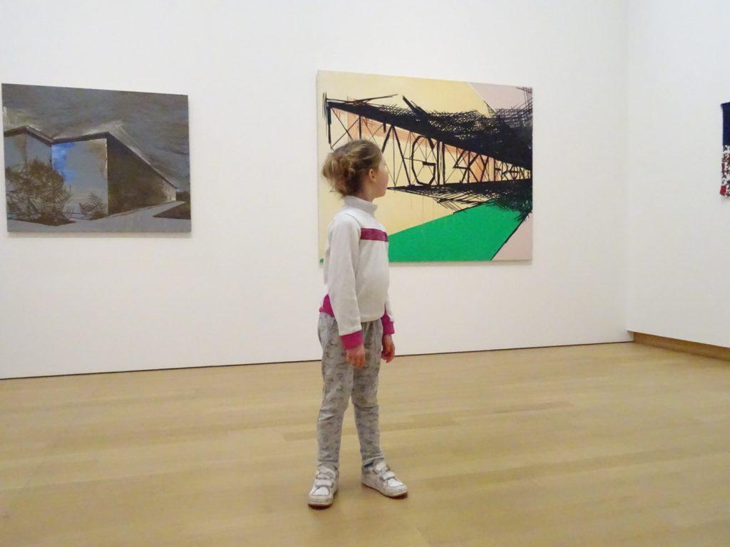 Stedelijk museum met kinderen
