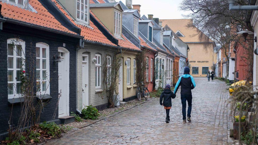 Aarhus met kinderen