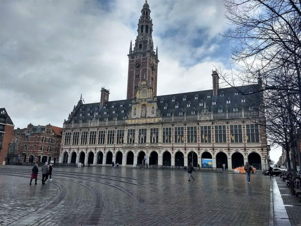 Leuven met kinderen