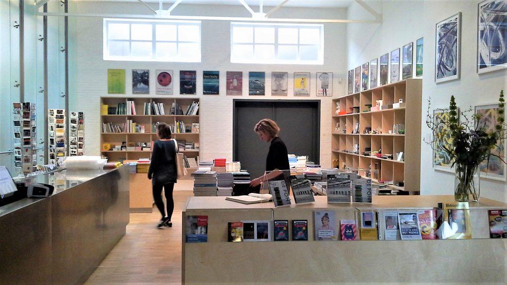 boekwinkeltje entree