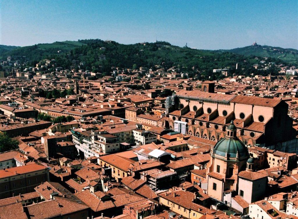 uitzicht stad Italië