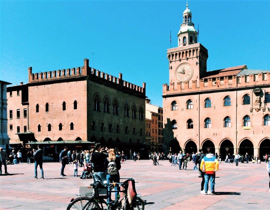 Bologna met kinderen
