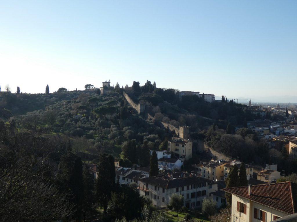 stadsmuur Florence